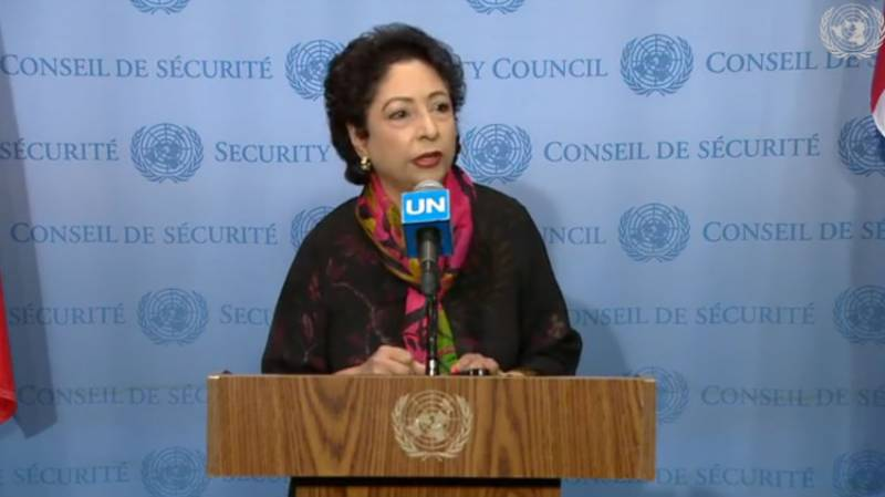 UNSC meeting nullifies Indian claims that Kashmir is its internal matter: Maleeha