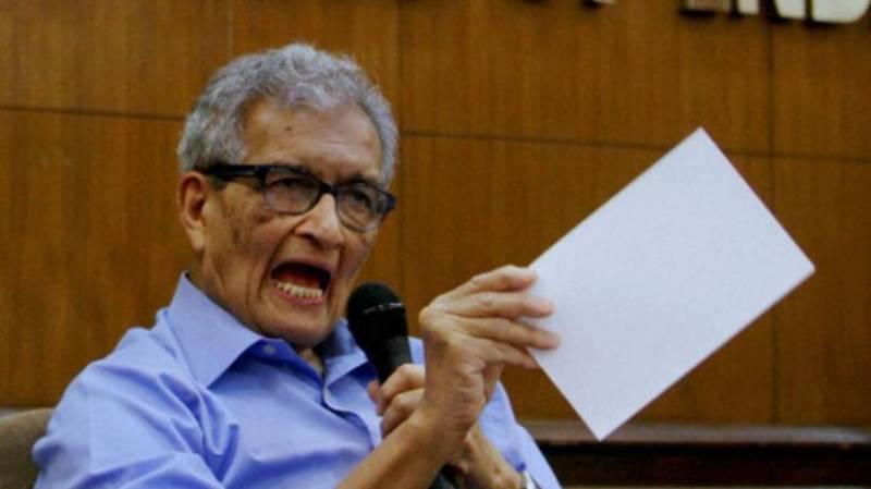 Nobel laureate Amartya Sen 'not proud as an Indian' over Kashmir move