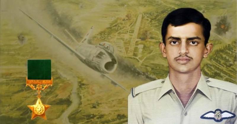 Rashid Minhas: Pakistan remembers youngest Nishan-e-Haider holder