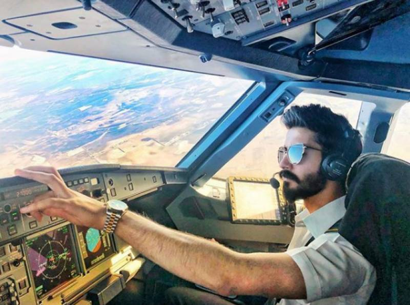 Flying high and low to reach dreamland - Here's the story of Pakistan's youngest commercial pilot
