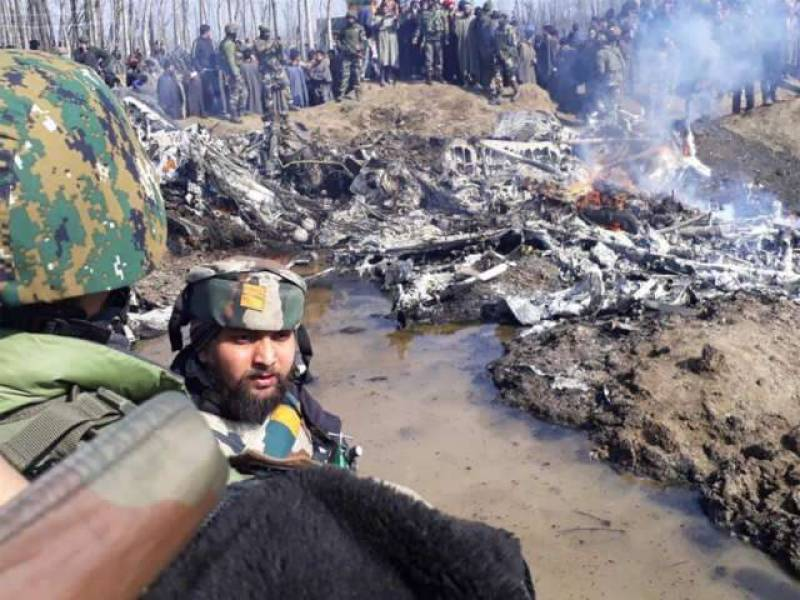Indian air force shot down its own Mi-17 chopper on Feb 27, reveals probe report
