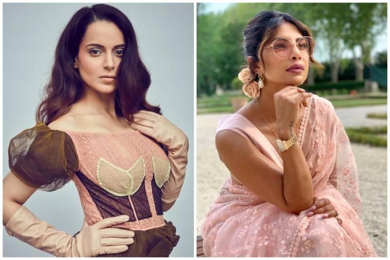 Kangana Ranaut supports Priyanka Chopra for 'Jai Hind' tweet