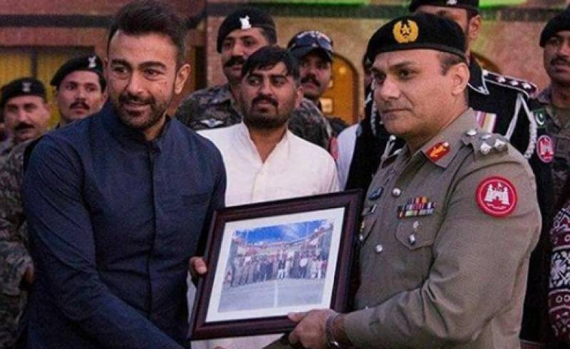 I can sacrifice my life if my country needs it: Shaan Shahid