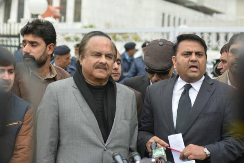 Naeem ul Haq rejects Chan's replacement with Fawad Ch