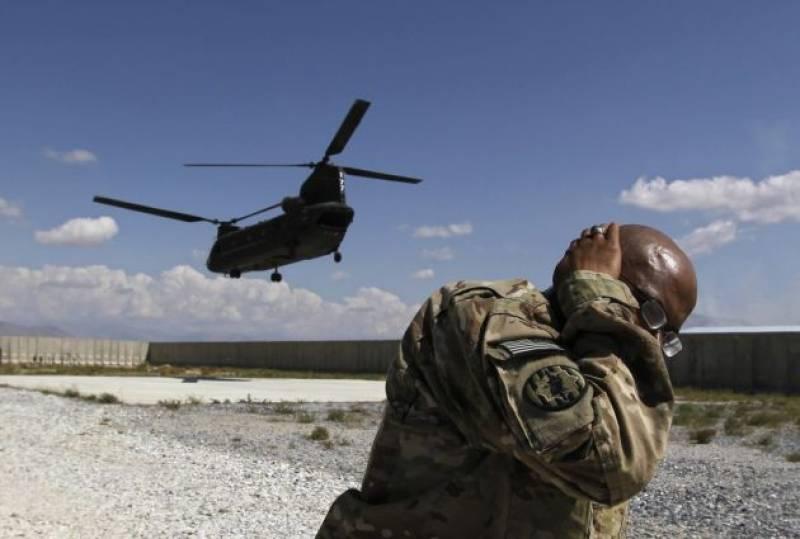Taliban attack US convoy near Bagram Airfield; no casualties among servicemen