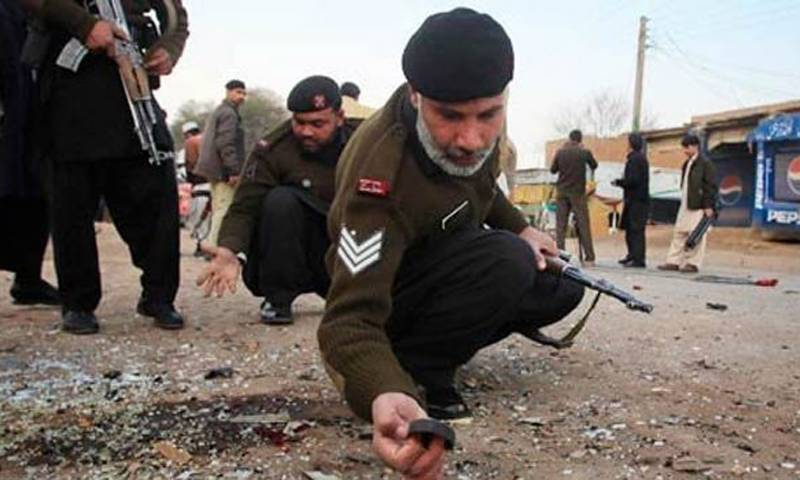 Three injured in explosion outside Pakistan's Consulate in Afghanistan