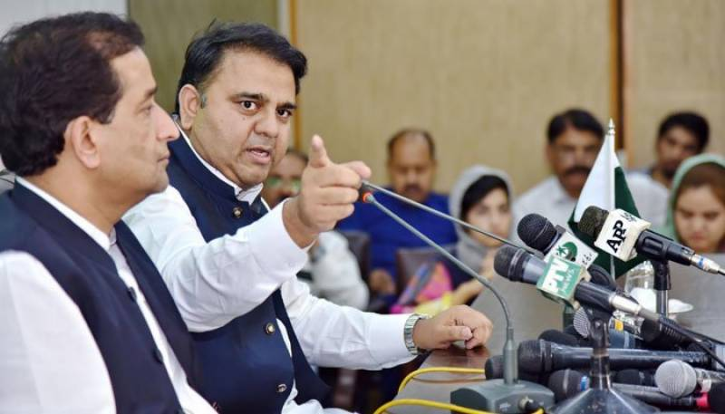 Turkey standing by Pakistan on Kashmir crisis, says Fawad Ch