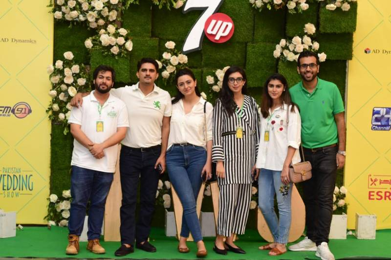 7UP Pakistan Wedding Show 2019 concludes in Lahore