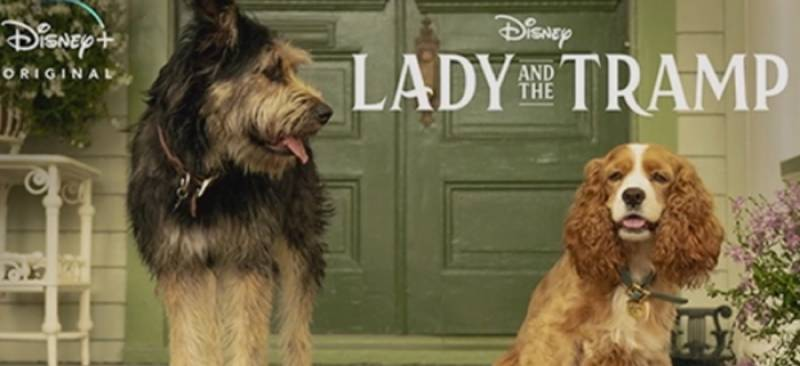 Disney reveals trailer of 'Lady and the Tramp' live-action remake
