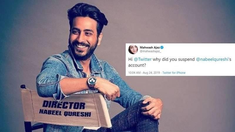 Nabeel Qureshi faces account suspension over pro-Kashmir tweets