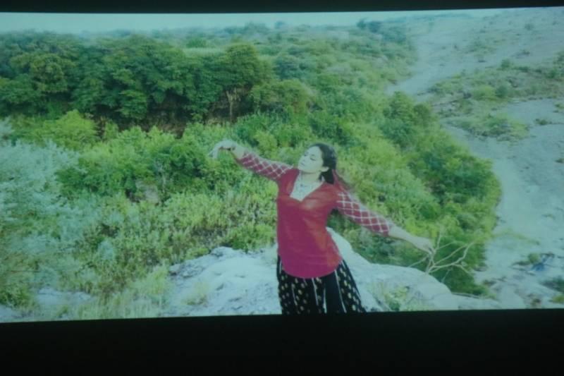 'Sajjan Yaar': Maham Suhail's latest song pre-screened in Lahore