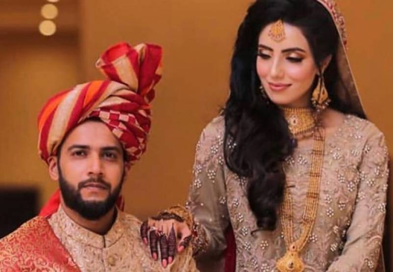 In Pictures: Imad Wasim & Sannia Ashfaq's Walima Reception
