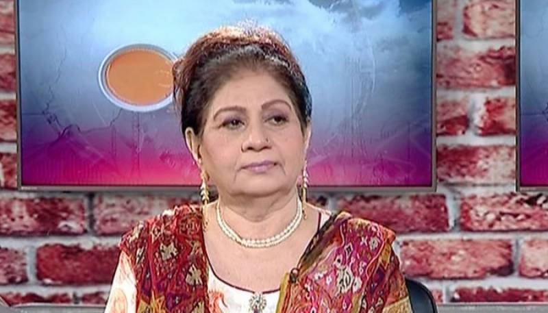 Mrs Khan changes her tone in new interview, regrets her remarks