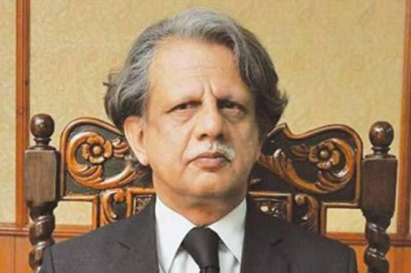 Supreme Court bids farewell to Justice Azmat Saeed Sheikh
