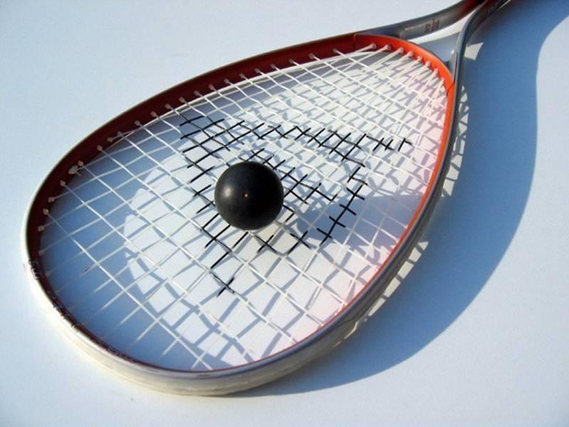 Top seeds advance to semifinals of Pakistan Int'l Squash Tournament