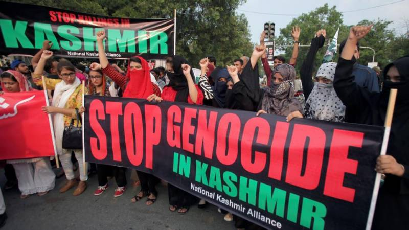 Nation to observe Kashmir hour to express solidarity with Kashmiris on Friday