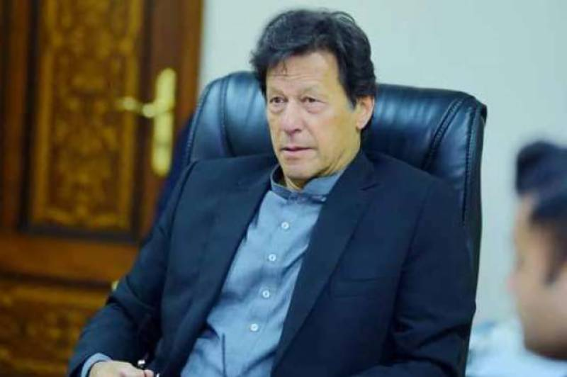 PM Imran urges the world to help Kashmiris get right to self-determination