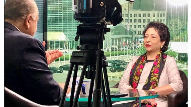 Maleeha Lodhi warns of bigger humanitarian crisis in besieged occupied Kashmir