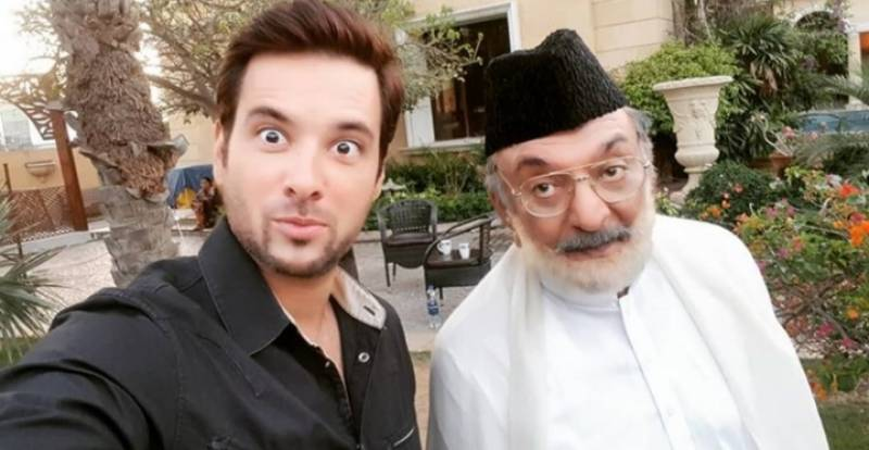 Actor Abid Ali hospitalised in Karachi