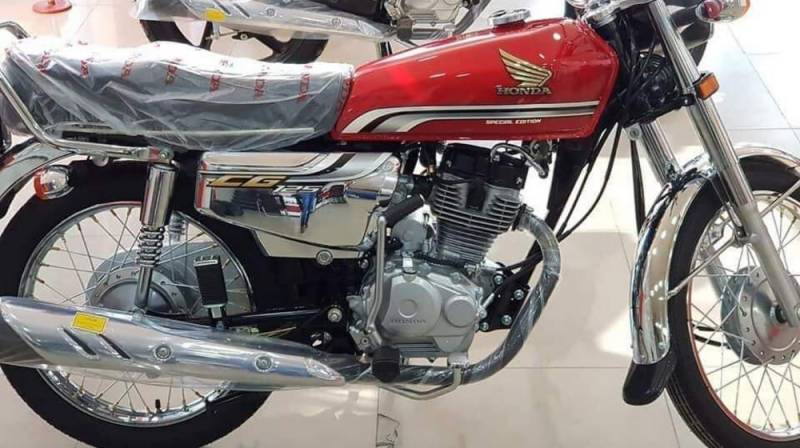 Atlas Honda once again increases prices of its bikes effective form Sep 1
