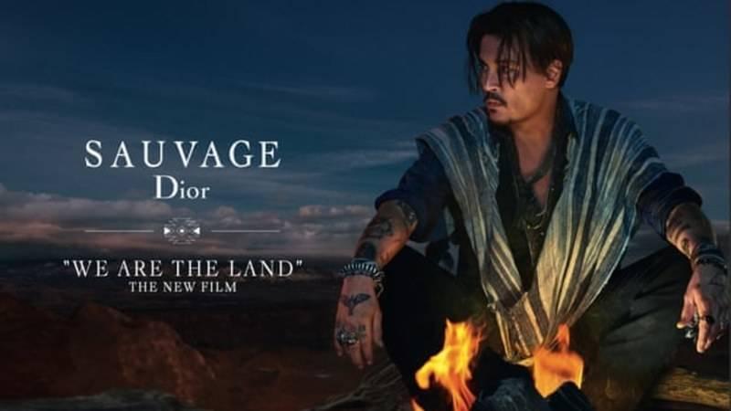 Dior gets slammed for racist perfume ad