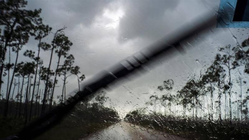 'Monster' Hurricane Dorian pummels Bahamas, forecast to threaten Florida