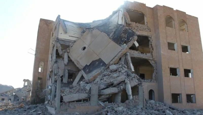 More than 100 killed in air strike on Yemen prison