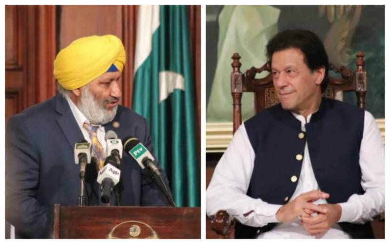 Pakistan to ease visa regime for Sikh yatris from all over the world: PM Imran