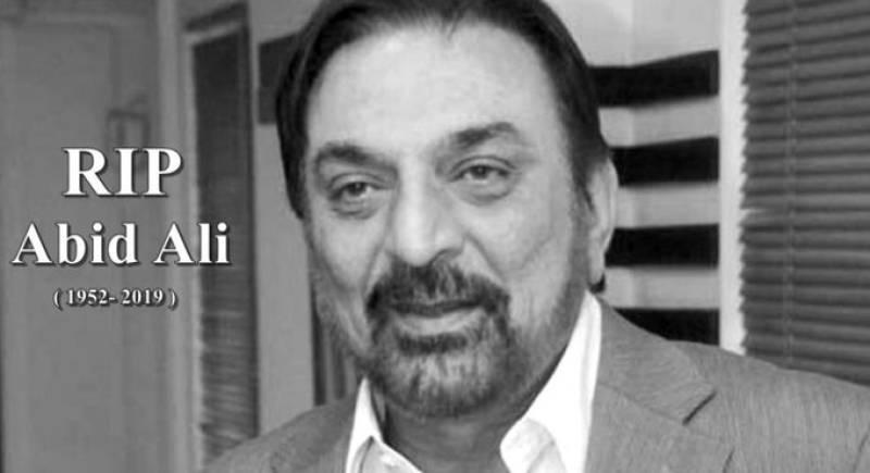 Abid Ali dies at 67
