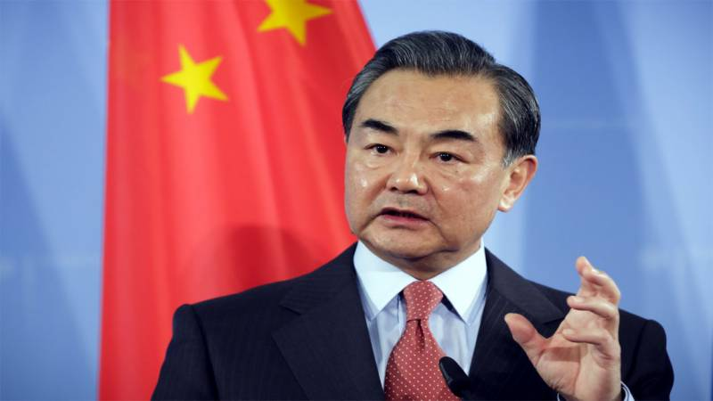 Chinese FM cancels his New Delhi visit in backdrop of worst HR crisis in Occupied Kashmir