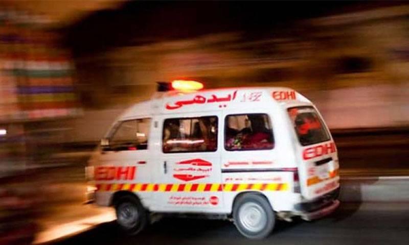Eight school students killed in Narowal road mishap