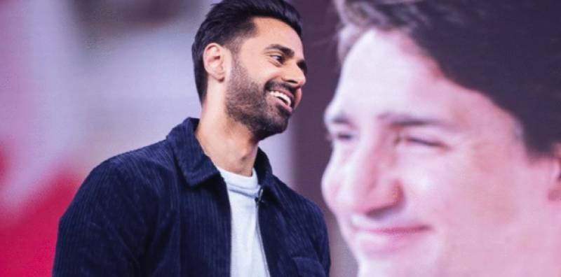 Here's what happened when Hassan Minhaj tried to convert Justin Trudeau to Islam