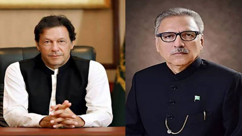Pakistan ready to give fullest response to any kind of misadventure by enemy, says President, PM