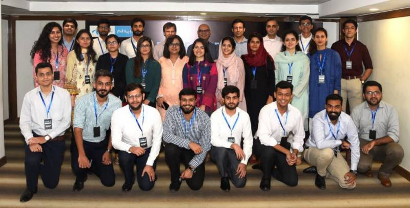 Telenor Microfinance Bank's Management Trainee Program is creating the 'Future Leaders'