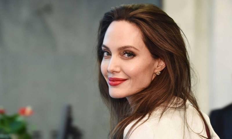 Angelina Jolie gives shout out to female-led Afghan film 'Hava, Maryam, Ayesha'