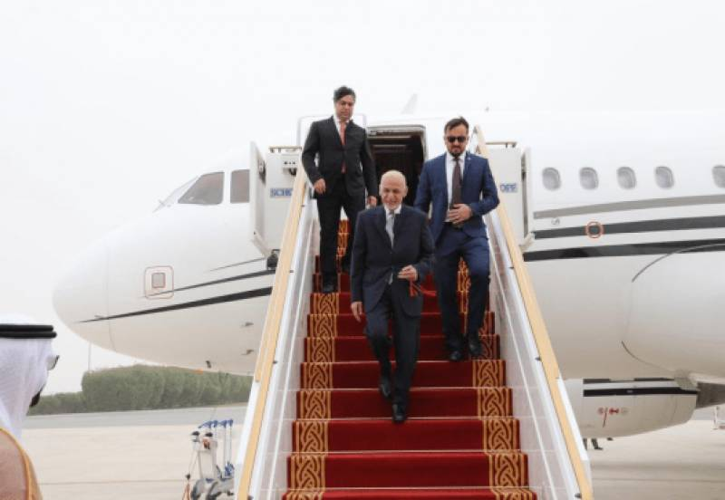Ashraf Ghani's US tour postponed amid deal with Taliban