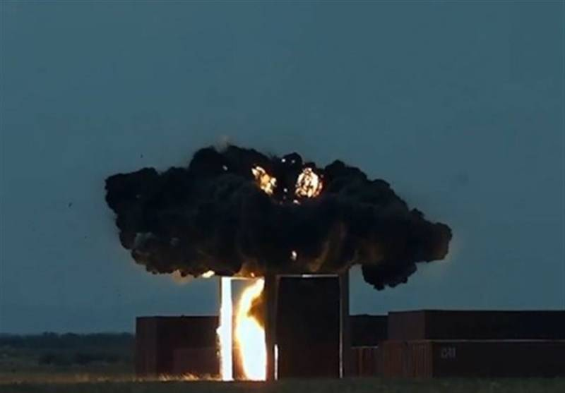 Turkey successfully test fires nuclear capable cruise missile with a penetrating warhead SOM-B2