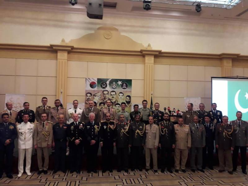 Pakistan Embassy in Riyadh celebrates Defence Day in solidarity with Kashmiris