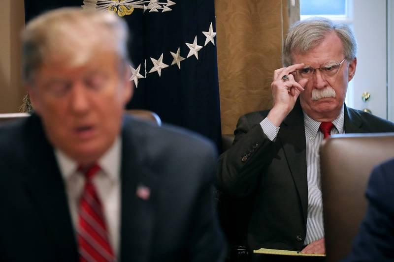 Trump fires National Security Advisor John Bolton