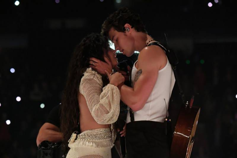 Camila Cabello says she and Shawn Mendes 'drifted' apart before 'Señorita'