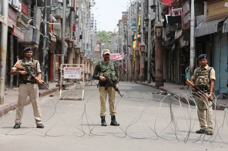 Indian troops kill one Kashmiri youth in Sopore as lockdown in Occupied Kashmir continues on 38th day