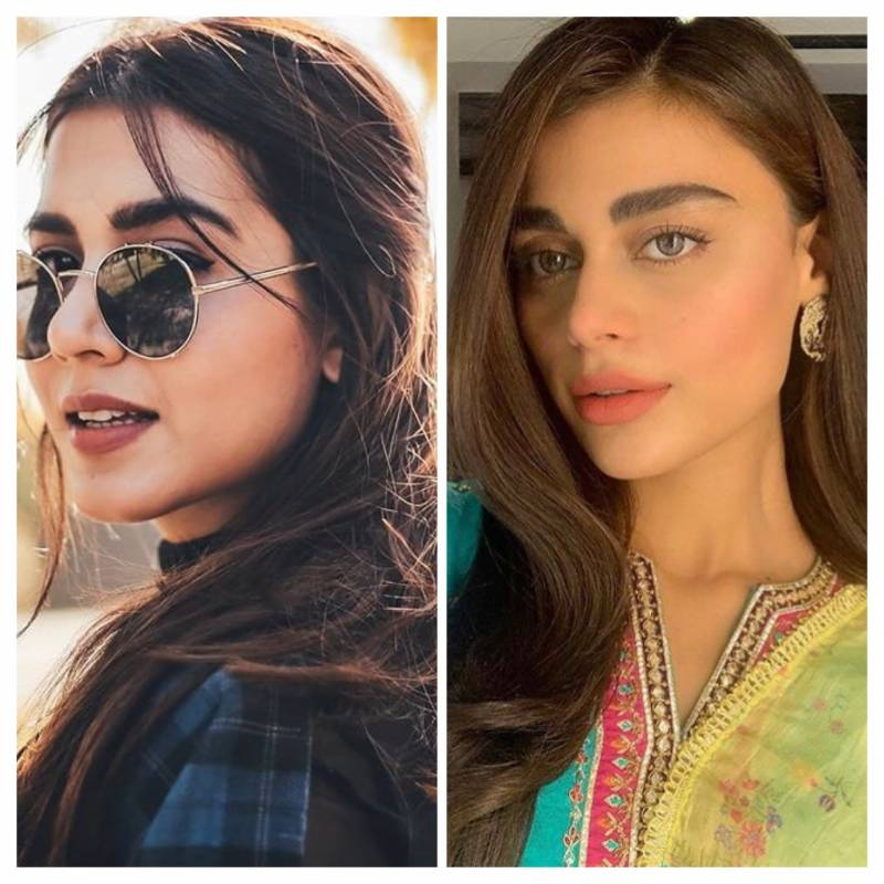 Mansha Pasha throws shade at Sadaf Kanwal for saying she doesn't belong in the industry