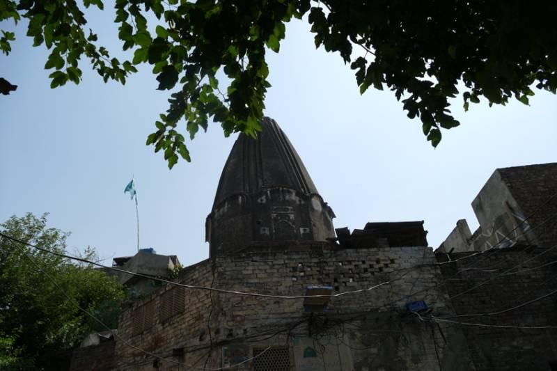 Lahore's Hindu temples and Pakistan's blasphemy laws