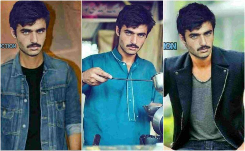 Remember Chaiwala Arshad Khan? This is what he's up to these days