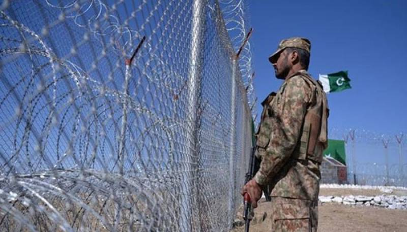 Four Pakistan soldiers martyred near Pak-Afghan border: ISPR