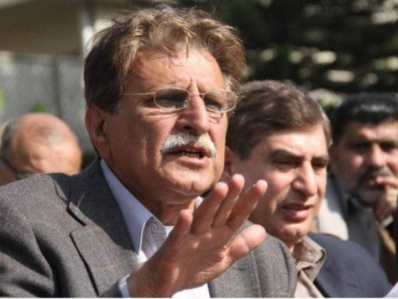 India pursuing policy of ethnic cleansing of Muslims in occupied Kashmir: AJK PM