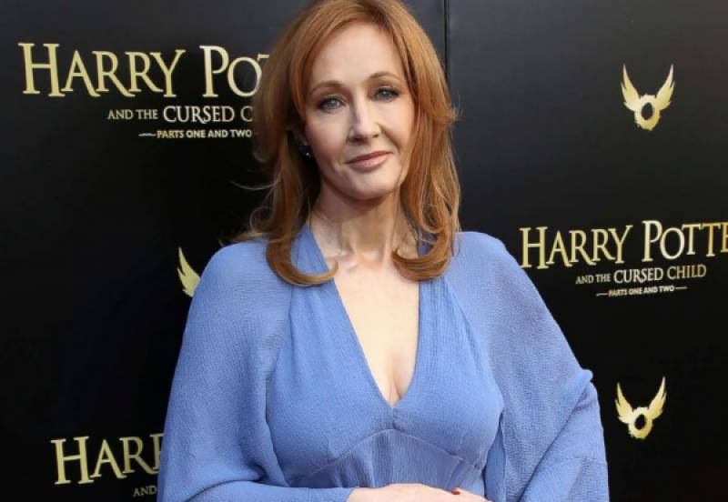 JK Rowling donates $20 million to neurology research to honor late mother