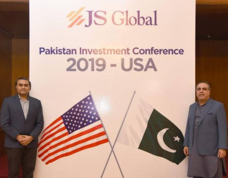 Pakistan Investment Conference 2019 closes with resolution to enhance bilateral ties between Pakistan and the US