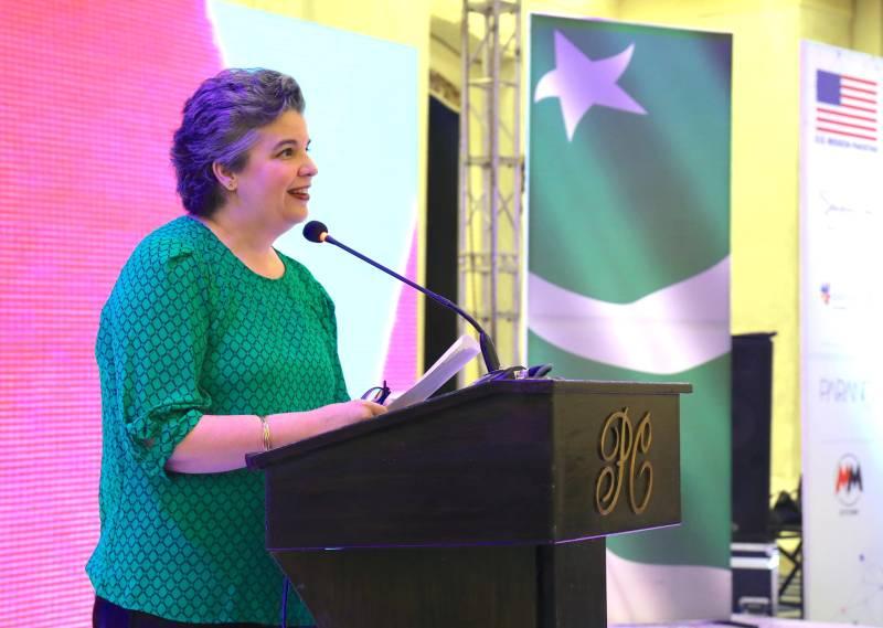 US Consul General Catherine Rodriguez celebrates 9th Annual Pakistan-US Alumni Network