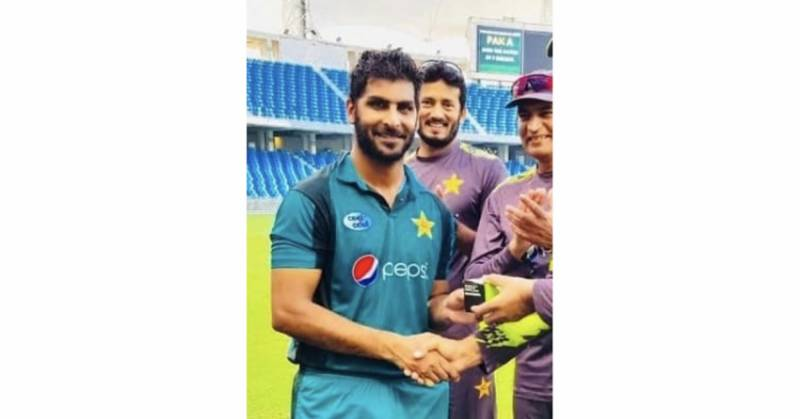 Muhammad Saad becomes first concussion substitute in domestic cricket history